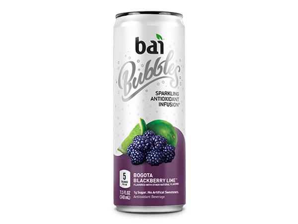 Bai Bogotá Blackberry Lime