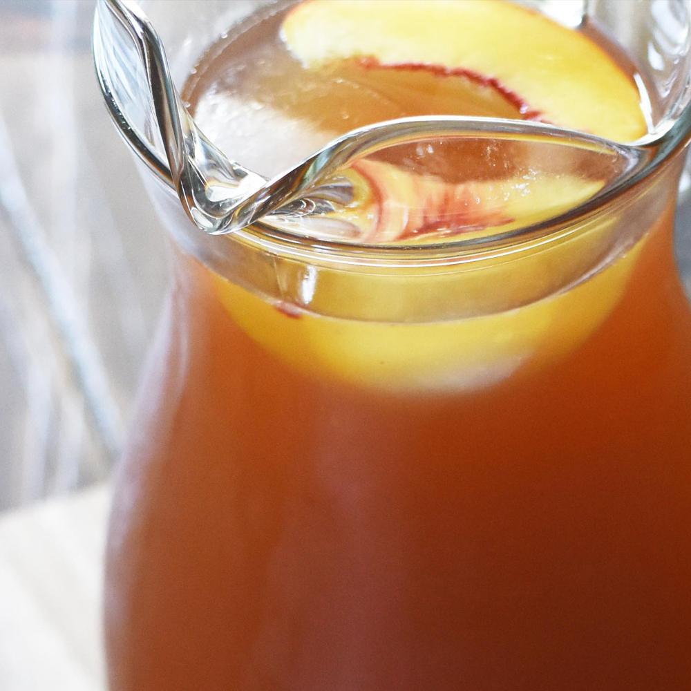 Shady Porch Peach Tea