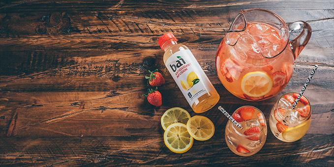 Strawberry Limu Lemonade Recipes