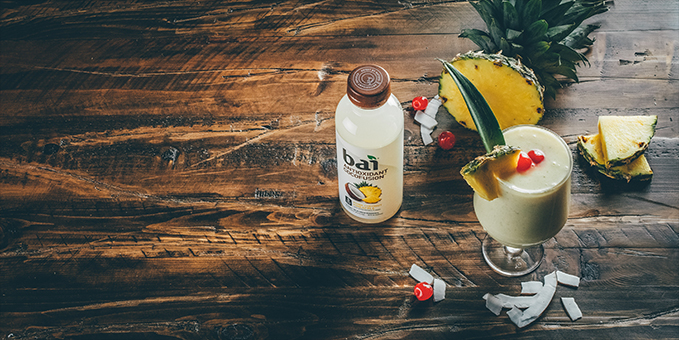Pina Colada Smoothie Recipe