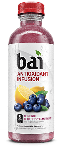Bai Burundi Blueberry Lemonade