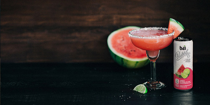 Bai Bubbles Recipe — Watermelon Lime Margarita