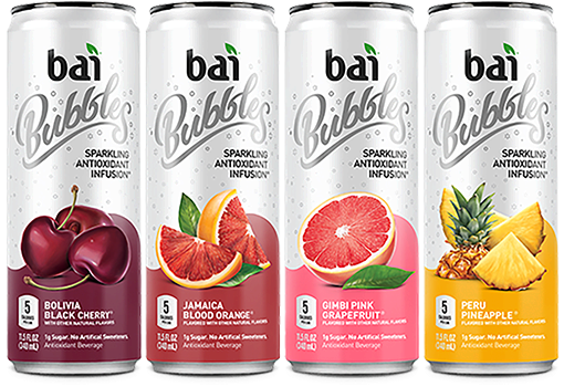 Bai Bubbles Voyager Variety Pack