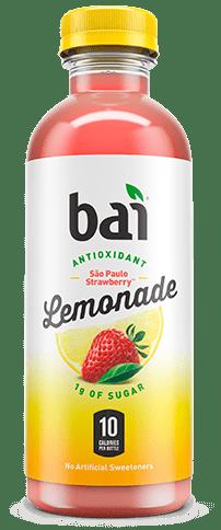 São Paulo Strawberry Lemonade